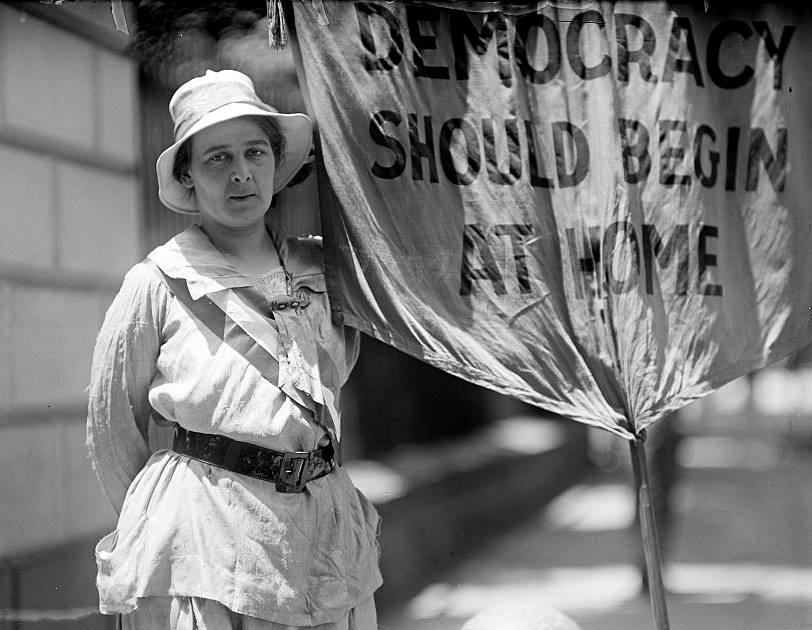 Happy #WomensEqualityDay! Today is the 95th anniversary of the day women were granted the right to vote! http://t.co/BSsivfPupI