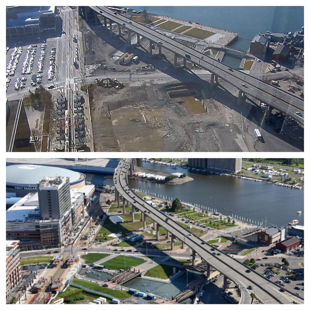 Talk about #TransformationTuesday, wouldn't you say @HARBORCTR? http://t.co/2GFwjkrxHA