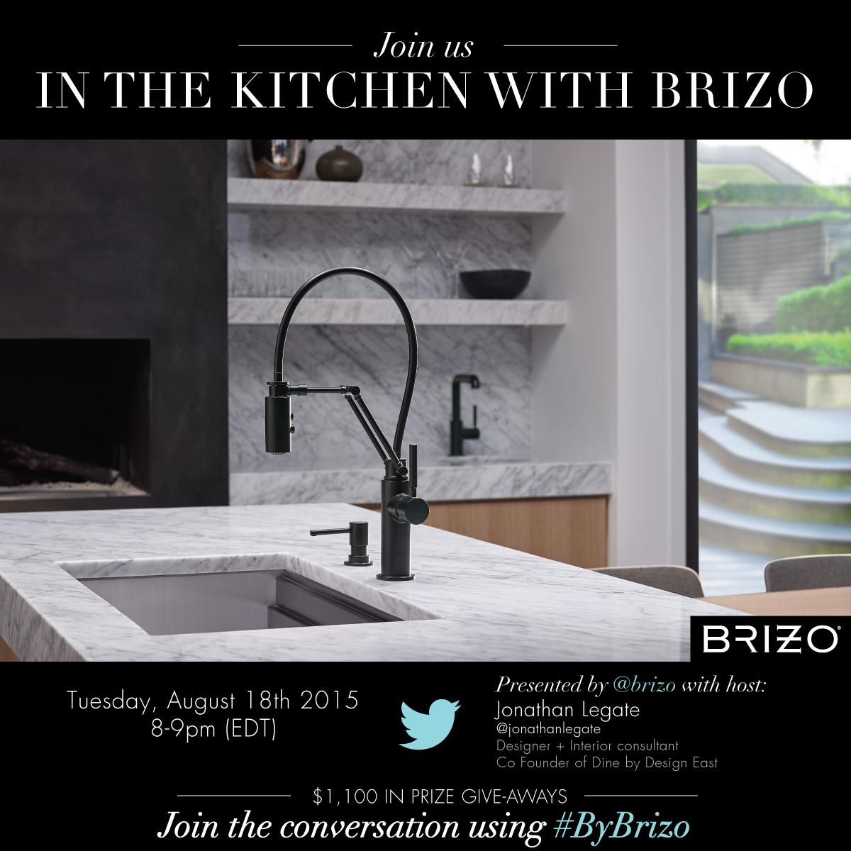 Planning to join our #ByBrizo Twitter party tonight with @jonathanlegate? Be sure to RSVP: http://t.co/7Fl5WW5Fqc http://t.co/tRb0jxDiuu