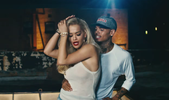 RT @MTVUK: You're going to want to check out @ritaora & @chrisbrown's new #BodyOnMeMusicVideo  http://t.co/DOnVHyVh2N http://t.co/BBDXjCXcWI