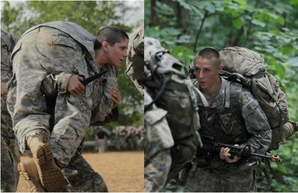 These are the Army's first female Ranger School grads. Meet Kristen Griest and Shaye Haver. https://t.co/BffSDqxrOd http://t.co/k6J8gUYXFt