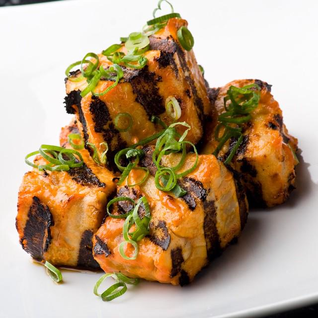 What do you pair with the BBQ Albacore Tuna? http://t.co/pRLCpKRJGV