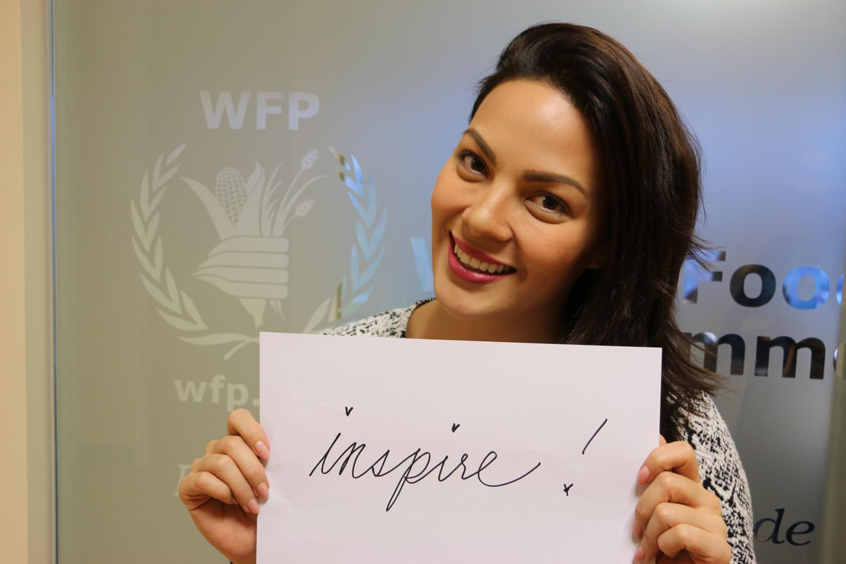 WFP Ambassador @kc_concepcion joins us to #ShareHumanity this World Humanitarian Day. #WHD2015 http://t.co/xxnLk4GVuW http://t.co/ih4ePNX3yy