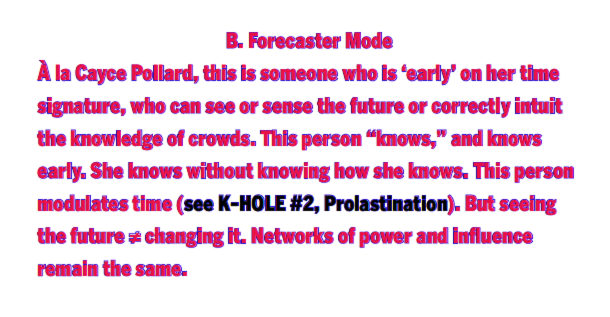 @GreatDismal K-HOLE feel quite Bigendian. They've used Cayce Pollard as an archetype in their latest report. http://t.co/QXANRSDipi