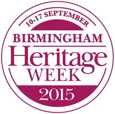 Bham's first Heritage Week is 10–17 Sept with events, exhibitions, talks and tours http://t.co/EQci16ux7O #BrumHW http://t.co/CHVHpGkGoa