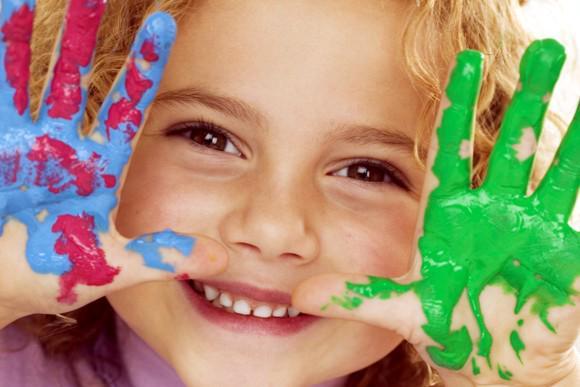 Если ребенок рисует глаза