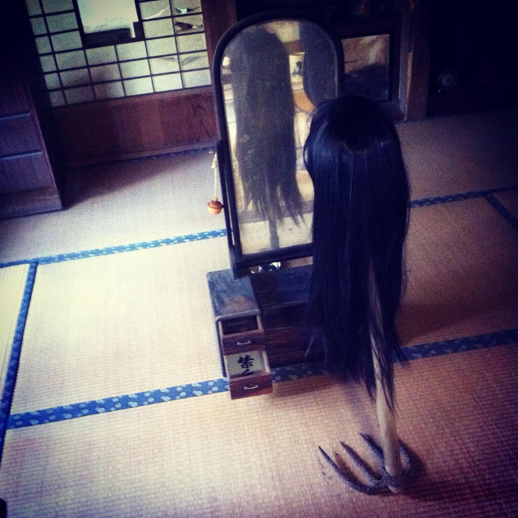 ちがく ショート火災おき 黒いケータイ 端子 狂気に関連した画像-02
