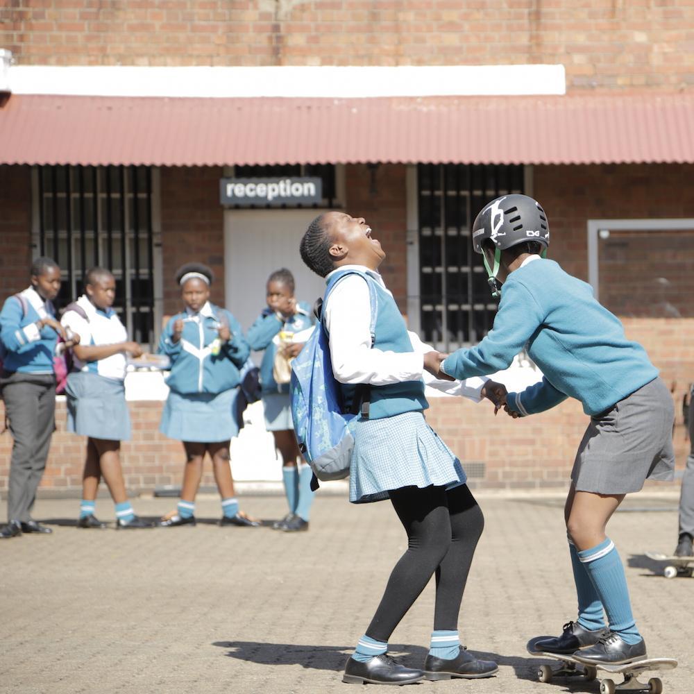 Stay in #school #thankyouskateboarding #Skateistan South Africa [o] Wim Steytler http://t.co/2Un52nD0Dj