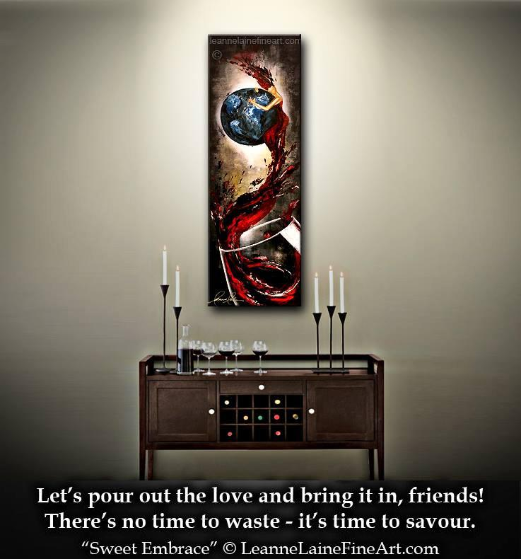 Love & #wine makes the world go round :) Sharing the love on this #WineWednesday http://t.co/GgLNAOnGFG http://t.co/IcKcUxrkwN
