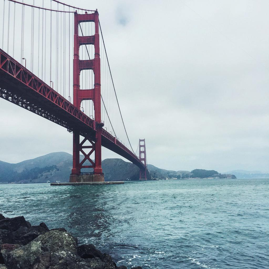 Yesterday's bridge situation. Thanks, @KarlTheFog. http://t.co/jaCRyfbQ5Y