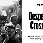 Over the next hour, we'll share @NYTMag's story of a desperate crossing http://t.co/GlwD38xzZX http://t.co/JDNyHoVeUR