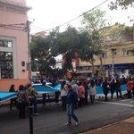 Posadas Misiones. Docentes cortan calles frente Concejo Deliberante http://t.co/xVfvmdgOdq