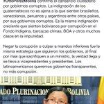Una ola de indignación ciudadana por corrupción recorre Latinoamérica. Se acaba de llevar a Presidente de #Guatemala http://t.co/lmLTu2TPVf