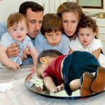 #Syria Happy birthday party with #Syrias president #Assad & his family #saverefugees #noflightzone http://t.co/WJHlF8qWFQ