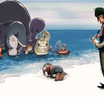 These heartbreaking cartoons capture worlds sadness over drowned Syrian toddler #AylanKurdi http://t.co/YQp7mjShRB http://t.co/VS6NwU73C3