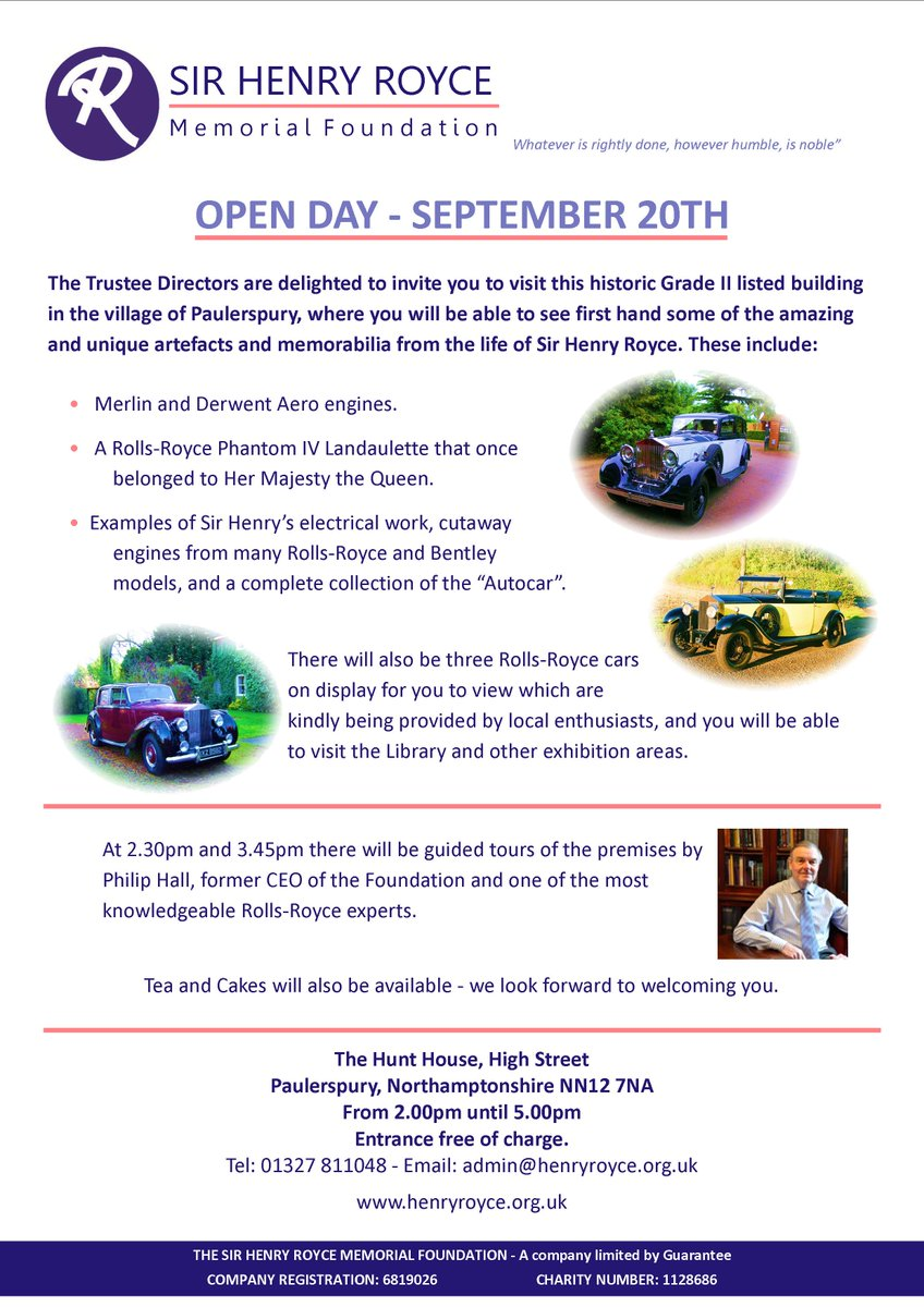 test Twitter Media - Open day for local village @HenryRoyceFound @paulerspury : http://t.co/Tjg0l0fC0F http://t.co/LSoP1W0C7x