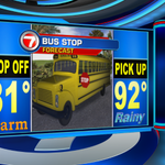Keep the kids prepared! Conditions at the bus stop are forecast to be dry for now and rainy in the PM. @wsvn http://t.co/1lXGbQRI51