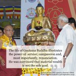 Lord Buddha continues to inspire. http://t.co/YtlWwjO7vG