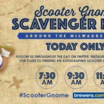Good morning! Ready to have some fun? #ScooterGnome http://t.co/RpSXe2NmIE