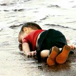 Mankind has proven to be the most destructive species In the world.. #AylanKurdi rest in peace you little angel.. http://t.co/CZI4EJb7rR