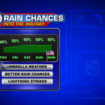 Rain chances are on the rise through the holiday weekend. @wsvn http://t.co/k1zkAhrhAD