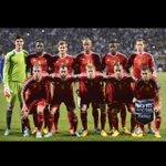 Matchday Belgique/Bosnie!!!!! Allez Eden, allez les Diables faites nous rêver ce soir!!!! ???????? #tousensemble #BELBOS http://t.co/yetSCDUwZQ
