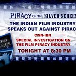 RT @BaahubaliMovie: Watch @ibnlive's investigation on film piracy tonight at 8:30pm. #SayNoToPiracy. Protect the Indian Film Industry!! htt…