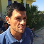 #AylanKurdi Father Abdullah tells me wants to bring his dead children home to Kobane http://t.co/vQUi2jkk02