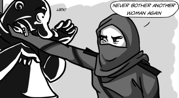 MMW's @ErenArruna writes about #Muslim female #superheroes http://t.co/jQHkWKPoNB @QSuperhero  @THE99comics http://t.co/QQzhsvdYO4