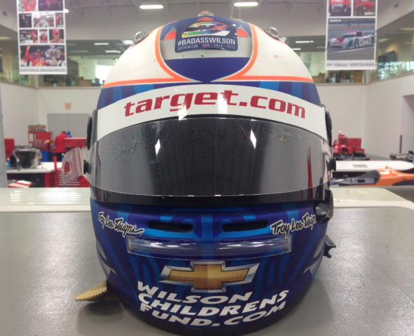 Please keep supporting http://t.co/l3otY205pt my Sonoma race helmet will also be auctioned later this month. http://t.co/Aej4Uz2g44