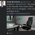 Has Andy Burnham forgotten his voting record on asylum seekers and refugees? http://t.co/TElQbo6cts