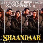 Check out this collage of @aliaa08 and @shahidkapoor   #Shaandaar