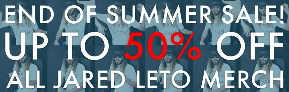 RT @JaredLetoMerch: ???? Psst. Have you checked out our END OF SUMMER Blowout Sale yet? — http://t.co/U0meJ24xNr http://t.co/xadfDWYUki