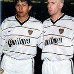 #UnDiaComoHoy en 1997 debutaron Palermo y @patronbermudez Boca 1-Cruzeiro 0: http://t.co/SvIGqsswfJ http://t.co/xOpM12qUQS @historiadeboca