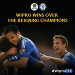 RT @Wipro: While @cesc4official creates magic on the field, we create it off the field. #CFC #WiproCFC  http://t.co/ajgOWozbyp