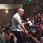Thank you Seattle. You were a phenomenal audience. On our way to Houston for an extra show.:) #MeraWohMatlabNahinTha