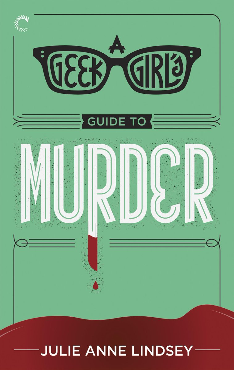 A Geek Girl's Guide to Murder makes amateur sleuthing adorkable #books #mystery http://t.co/kGICSPQe0B http://t.co/HUOp4jCs1L