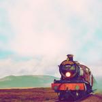 Indo para casa! #BackToHogwarts http://t.co/kbTmqQGoes