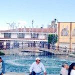 Ya va componiendo el día en #Metepec, ven y disfruta de lo mejor de nuestro #PuebloMágico #OctavaRegiduria http://t.co/MYJz1lRwC9