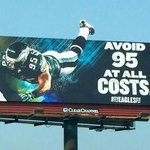 Eagles put up an awesome Mychal Kendricks billboard on I-95 (via @danblah25) http://t.co/V0Z4EveiEj http://t.co/iBWtHkeiLy