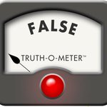 77 days, 28 fact-checks, 19 False or Pants on Fire claims. Trump on the Truth-O-Meter. http://t.co/9SbuyQfTpN http://t.co/0MDumddTpU