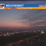 Another great looking morning...heres the scene in south Alabama about 25 minutes before sunrise. #3itm http://t.co/P21oNChtK6