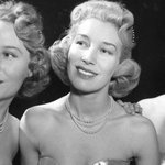 Joy Beverley, eldest member of vocal harmony trio the Beverley Sisters, has died aged 91 http://t.co/qFUUoTdQDs