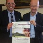 Assessore del @ComuneParma @casa_cristiano : un ricco programna x il BISTRÒ Festival Prosciutto di Parma da sabato http://t.co/WL1O8uZWEL