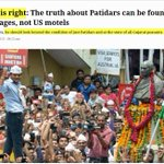 Scroll Saga Pic 1: When Hardik Patel was a hero Pic 2: After Hardik Patel said India is for Hindus http://t.co/MwNVm6NLSS