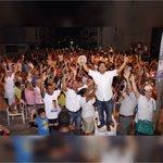 Gran recibimiento y apoyo de habitantes de Urbanización Nando Marín de Valledupar a @TutoUhiaAlcalde http://t.co/q5rAj31uIr