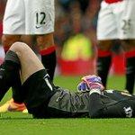 De Gea, hundido tras conocer su no traspaso al Real Madrid http://t.co/VWdZai7aFw http://t.co/TZatrul790