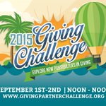 #GivingChallenge15 begins at noon. Our live feed from the fundraiser for local nonprofits:  http://t.co/ZyDfEWRXNF http://t.co/gO3iCNss88