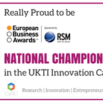 Proud to be European Business Awards #Cyprus National Champion in #Innovation. Thanks @rsmEBA @RSM_World #rsmEBA http://t.co/RGqSUYaVpc