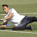 Keylor, a tope en Valdebebas tras su frustrado pase al United http://t.co/MDaS7XSPdc http://t.co/fIkoiSvLfZ
